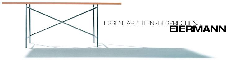 eiermann tisch tischgestell 100x66 platte 140x80 ebay. Black Bedroom Furniture Sets. Home Design Ideas