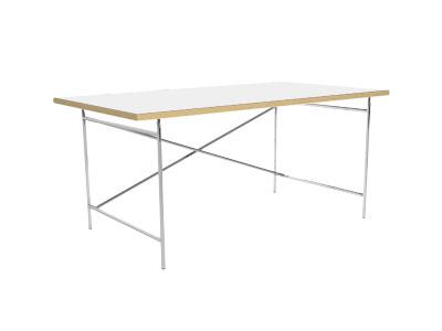 eiermann tisch tischgestell 100x66 platte 160x80 ebay. Black Bedroom Furniture Sets. Home Design Ideas